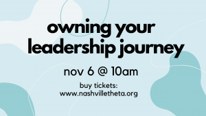 thetaEDU: Owning Your Leadership Journey @ Family and Children's Services | Nashville | Tennessee | United States