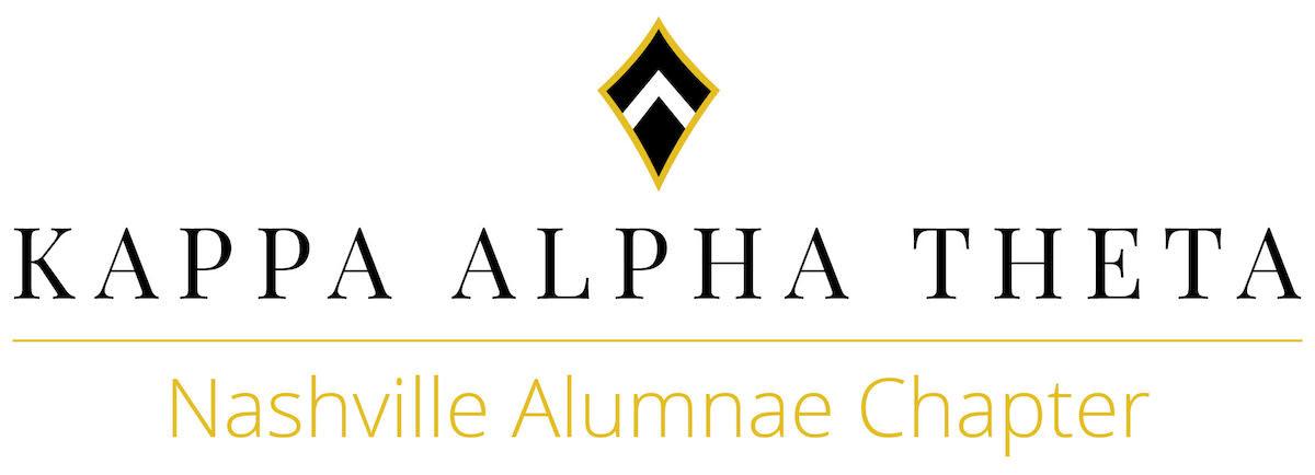 Nashville Alumnae of Kappa Alpha Theta Logo